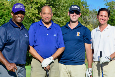 2017 Conservation Cup foursome 4