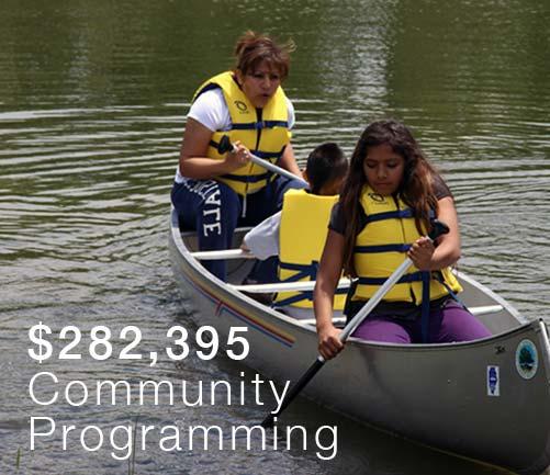 Community programming