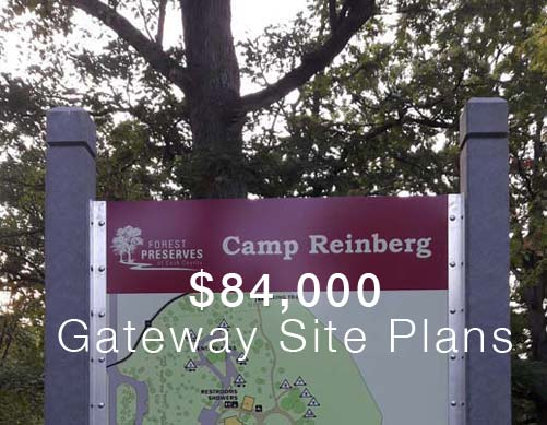 Gateway site plans