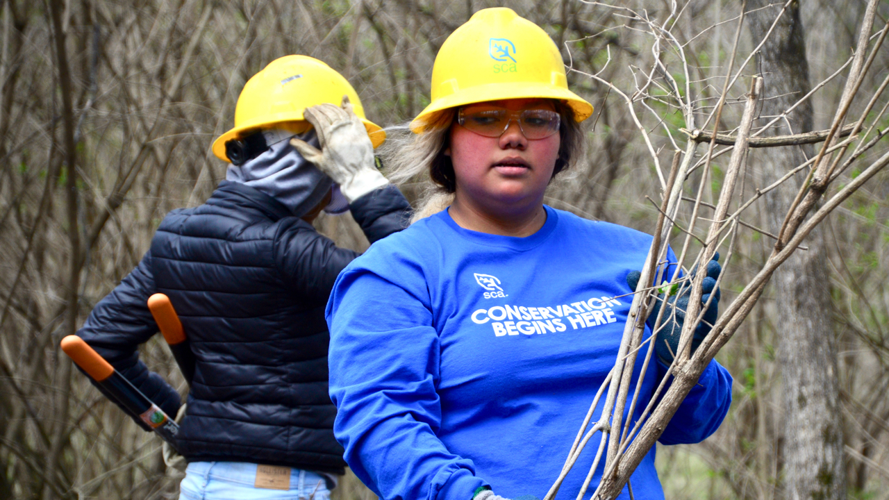 Student Conservation Corps