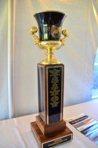 Conservation Cup trophy