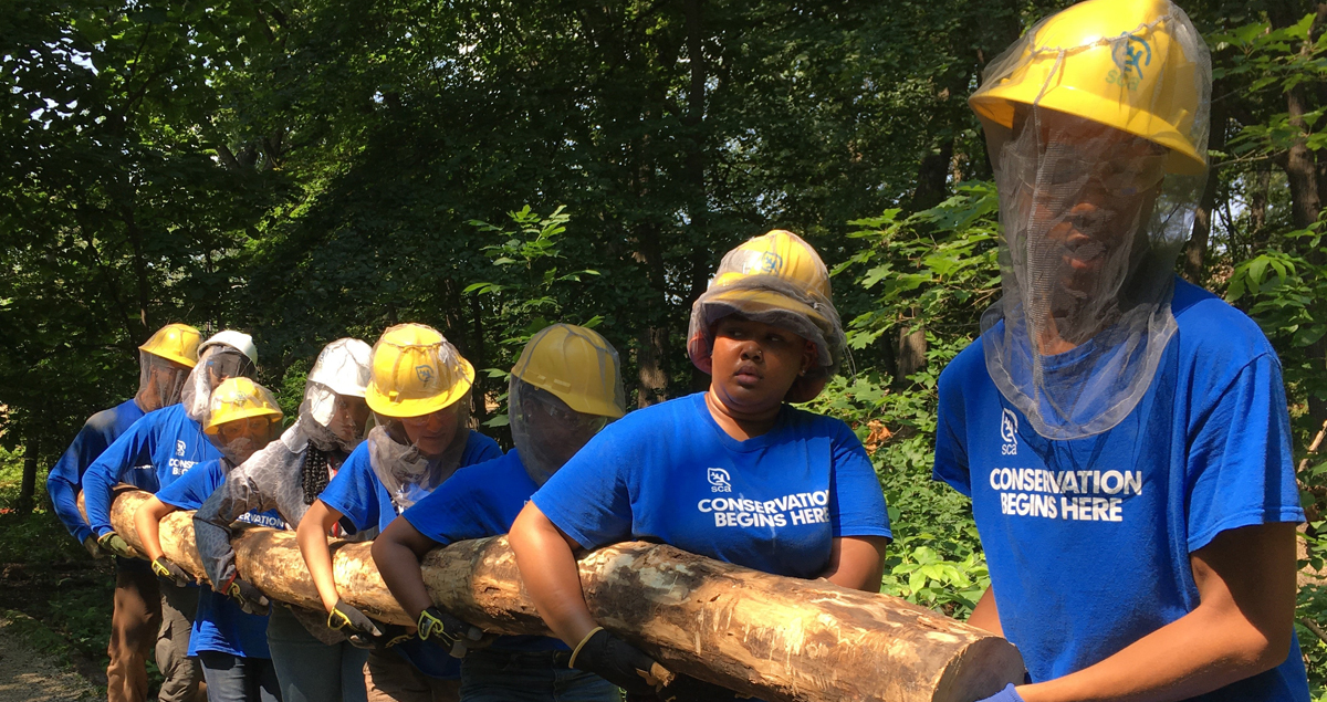 Conservation Corps 2018