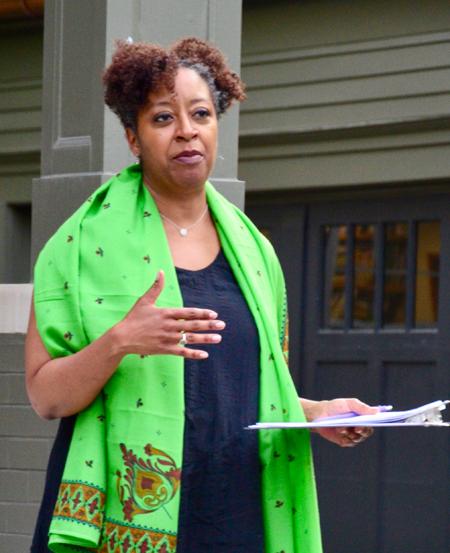 Shelley Davis, President, Forest Preserve Foundation