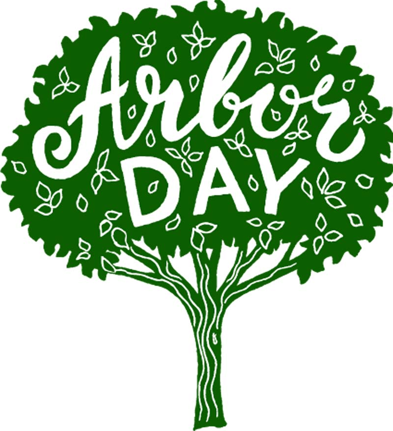 Arbor Day graphic