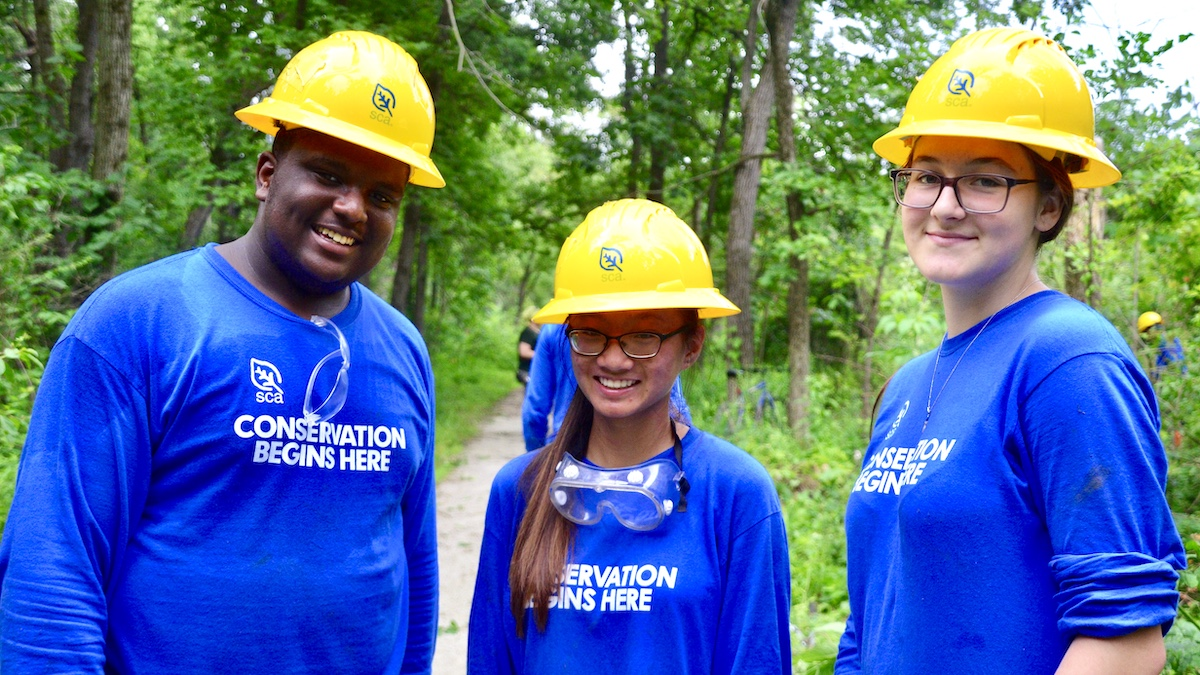 conservation corps